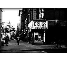 Drugs & Cosmetics. Photographic Print