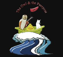 The Owl & the Pussycat T-shirt Kids Clothes