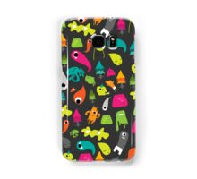 Monsters Escaped Samsung Galaxy Case/Skin