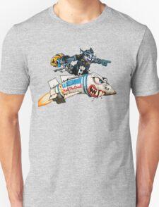 6.5 Creedmoor | Missile Rider Unisex T-Shirt