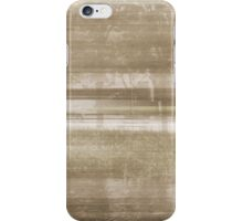 Cold and Messed up World iPhone Case/Skin