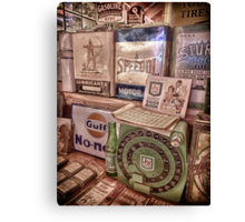 S & H Green Stamps Canvas Print
