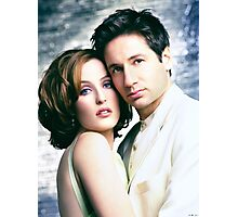 The X Files - #3 Photographic Print