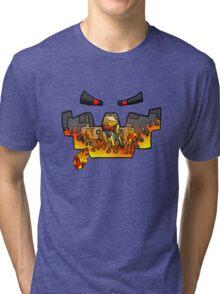 Super Spellbound Caves - Blaze T-Shirt Tri-blend T-Shirt
