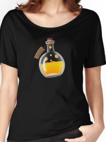 Super Spellbound Caves - Fire Resistance Potion T-Shirt Women's Relaxed Fit T-Shirt