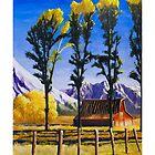 Moulton Barn - Jackson Wyoming by circleMstudios