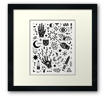 Witchcraft II Framed Print