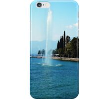 Fountain iPhone Case/Skin