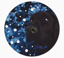 Starry-Eyed Dog Named Izzy Kids Clothes