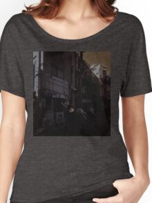 Guts In Tokyo Women's Relaxed Fit T-Shirt