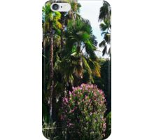 Palm Garden iPhone Case/Skin