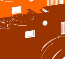 Leica addict Sticker