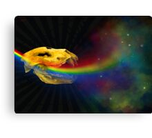 Skin Of The Night Canvas Print