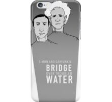 Simon and Garfunkel - Bridge Over Troubled Water. iPhone Case/Skin