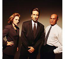 The X Files - #7 Photographic Print