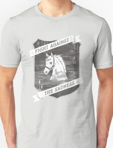 Fight against the sadness, Artax! Unisex T-Shirt