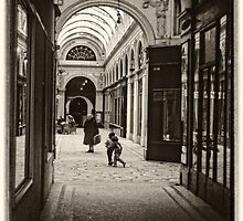 Parisian Postcard -VII by circleMstudios
