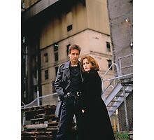 The X Files - #9 Photographic Print