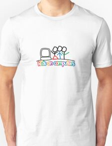 Kids on Computers Charity Unisex T-Shirt
