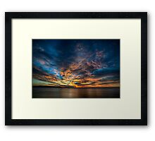 Good Morning Tuesday! Framed Print