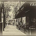 Parisian Postcard - XV by circleMstudios