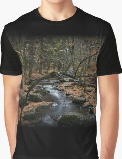 Childs October Graphic T-Shirt