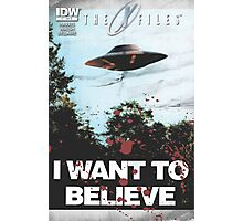 The X Files - #11 Photographic Print