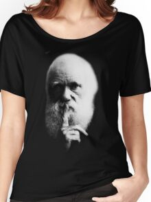 Charles Darwin Women's Relaxed Fit T-Shirt