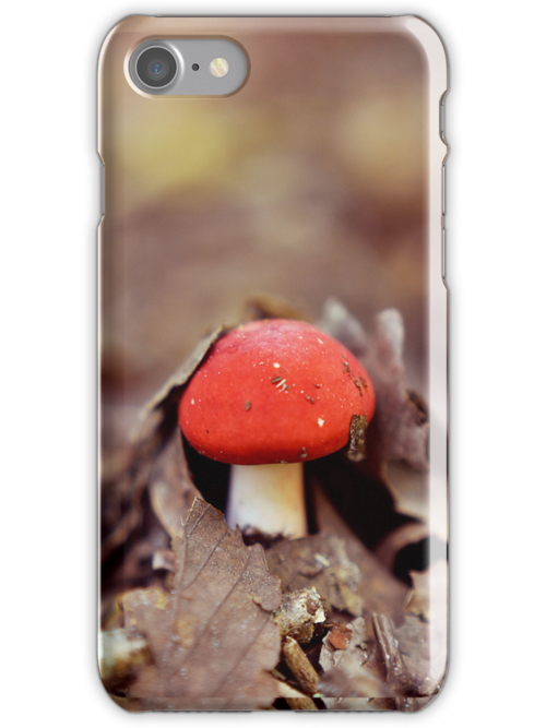 Red Cap by EkaterinaLa