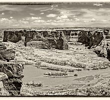 Canyon de Chelly - II by circleMstudios