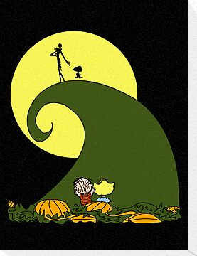 The Great Pumpkin King by whitmore55