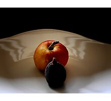 An Apple Photographic Print