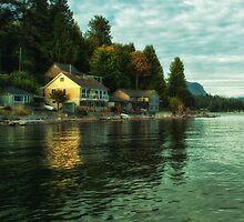 Waterfront Property by Keri Harrish