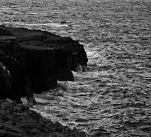 Ireland in Mono: Feel The Wind On My Face by Denise Abé