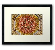 Illuminating Framed Print