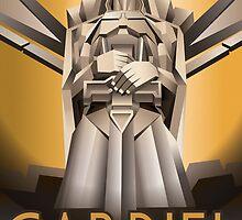 Angel Gabriel by Tiffany Muff