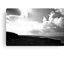 Ireland in Mono: Come Closer To Me Now Canvas Print