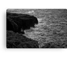 Ireland in Mono: Bring The Feeling Back Again Canvas Print