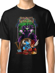 Shovel Knight Merch Classic T-Shirt
