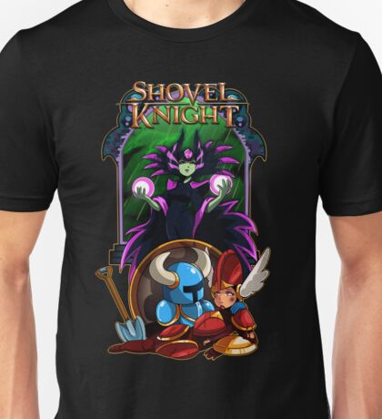 Shovel Knight Merch Unisex T-Shirt