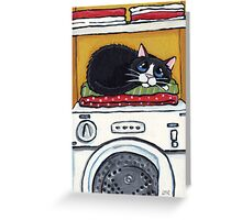 The Laundry Can Wait Greeting Card