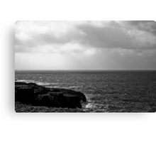 Ireland in Mono: The Days We Almost Lost Canvas Print
