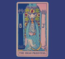 the technicolor high priestess by coquillage
