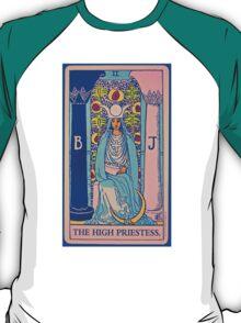 the technicolor high priestess T-Shirt
