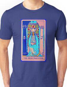 the technicolor high priestess Unisex T-Shirt