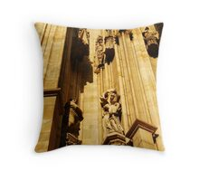 Duomo di Milano II Throw Pillow