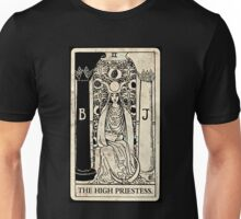 the monochromatic high priestess Unisex T-Shirt