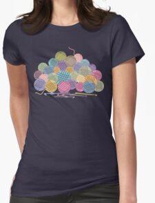 colorful crochet hooks balls of yarn T-Shirt