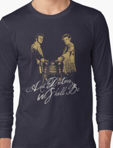 And Doctors we shall be T-Shirt