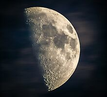 half moon by hannes cmarits